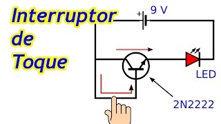 getlinkyoutube.com-Interruptor Sensible al Tacto