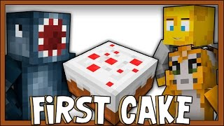 getlinkyoutube.com-Minecraft - Crazy Craft 2.2 - First Cake!! [72]