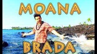 MOANA - How Far I'll Go (BRADA COVER)