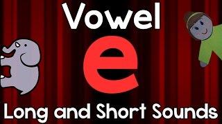 "getlinkyoutube.com-Vowel ""e"" - Long and Short Sounds | by Phonics Stories™"