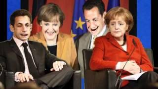 getlinkyoutube.com-La digue du cul, chanté par Sarko et Merkel