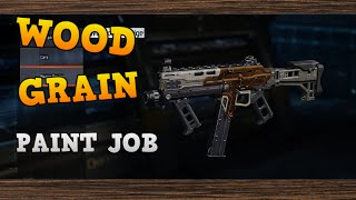 getlinkyoutube.com-*EASY* Wood Grain Paint Job | Black Ops III Paint Shop Tutorial