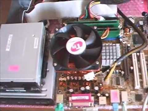 Аудио драйвер asus p4p800 vm