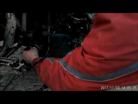 Замена стоек и втулок стабилизатора на Honda TRX 420