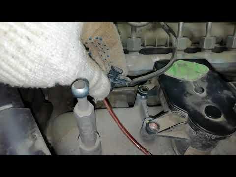 Авто не заводится!!!Замена свечей накала. SsangYong Actyon New(Дизель).