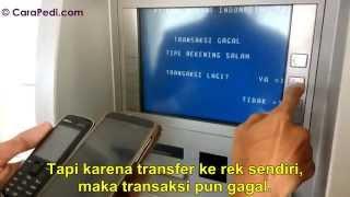 getlinkyoutube.com-Penipu Tertipu Telak oleh Calon Korbannya di ATM - LUCU BANGET