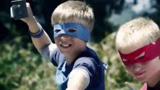 getlinkyoutube.com-TMNT Teenage Mutant Ninja Turtles 2013 Combat Gear Commercial