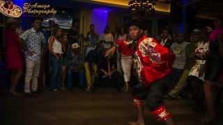 Salsa in Dubai Leo Charanga