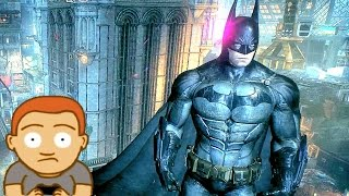 getlinkyoutube.com-Batman Arkham Knight GTX Titan X FPS Frame Rate Performance Test