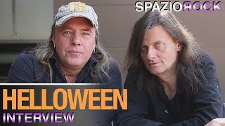 getlinkyoutube.com-Helloween - Interview with Andi Deris and Michael Weikath