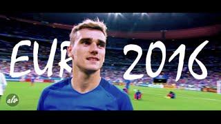 getlinkyoutube.com-Antoine Griezmann - Best Player of Euro 2016 • The Film