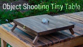 getlinkyoutube.com-Small Foldable Object Shooting Table