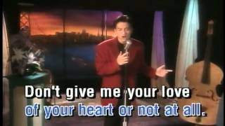 getlinkyoutube.com-Hoang Nam - Love Me With All of Your Heart (Viet & English Videoke Karaoke) - YouTube