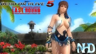 getlinkyoutube.com-Dead or Alive 5 Last Round Kasumi Deception [Match] [Victory] [Defeat] [Private Paradise]
