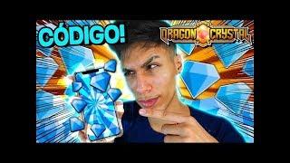NOVO DRAGON CRYSTAL COM CÓDIGO DE 500 DIAMANTES AZUIS !!! - Dragon Crystal ‹ Ine ›