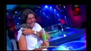 Perro rottweiler quiere comerse al Oso  Arturo(2003)