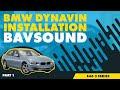 BSW - Dynavin - BMW E46 3 Series Installation - Part 1/2