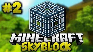 getlinkyoutube.com-Minecraft SKYBLOCK - Iron Golem Setup!  w/ElitePlayz #2 (PrimeMC)