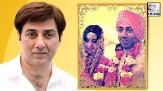 getlinkyoutube.com-Why Sunny Deol's Marriage Was Not EXPOSED To Media? REVEALED