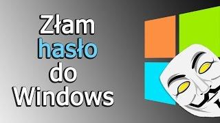 getlinkyoutube.com-Jak odzyskać hasło Windows 7/8/10/Vista/XP? | PORADNIK o programie ophcrack