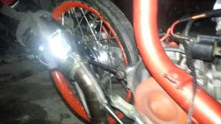 getlinkyoutube.com-Mio Koso dohc ac..1st fire up..(bisaya vers)