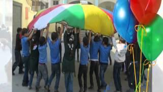 كرات مرحة - فريق جمعية طموح في مدرسة الحسن البصري الإبتدائية المشتركة