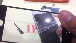 getlinkyoutube.com-เปลี่ยนจอ iphone 5 แบบไหนดี