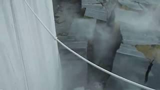 getlinkyoutube.com-Irish Blue Limestone - 1000 Tons  Versus  3 Caterpillars