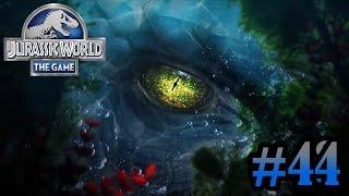 getlinkyoutube.com-Aquatic Park Is Almost here!!!   Jurassic World - The Game   #44