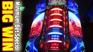getlinkyoutube.com-BIG WIN ★ A LOW ROLLER MINIMUM BET SPECIAL [Slot Machine Big Win Bonus]