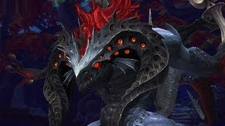 getlinkyoutube.com-Guardian nest - 70 lvl Inquisitor {solo mode} [Dragon Nest]