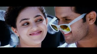getlinkyoutube.com-Gunde Jaari Gallanthayyinde Full Video Song Nitin Nithya Menon HD Blu Ray 1080p