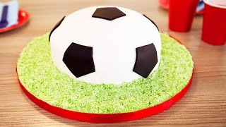 getlinkyoutube.com-Football Cake Recipe - Betty Crocker™