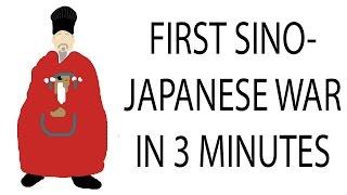 getlinkyoutube.com-First Sino-Japanese War   3 Minute History
