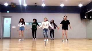 getlinkyoutube.com-디아크 (THE ARK) 빛 (The Light) Dance Practice