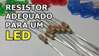 getlinkyoutube.com-Como calcular o resistor adequado para um LED