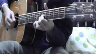 getlinkyoutube.com-【06/2015 tab reuploaded tab譜再アップ】ZABADAKの『Psi-trailing』をソロギターでアレンジ