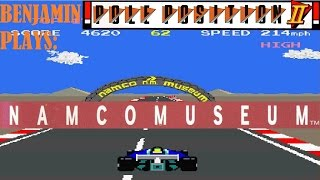 getlinkyoutube.com-Let's Play: Namco Museum (PlayStation): Pole Position II