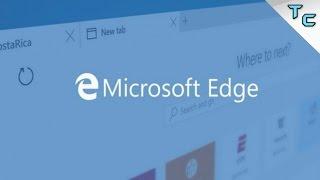 getlinkyoutube.com-Microsoft Edge Browser Review- Is it Any Good?