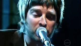 getlinkyoutube.com-Noel Gallagher - Wonderwall (LIVE: The Chapel, Melbourne '06)