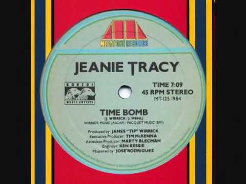Jeanie Tracy-Time Bomb -hAAmHvNDdBA
