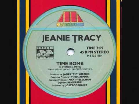 Jeanie Tracy-Time Bomb -hAAmHvNDdBA