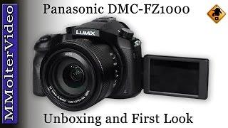 getlinkyoutube.com-Panasonic Lumix DMC FZ1000 Unboxing & erster Eindruck von MMolterVideo