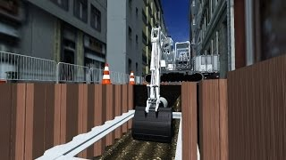 getlinkyoutube.com-Chantier / Travaux / Baustelle #5 : Farming Simulator 2013 [FR-HD]