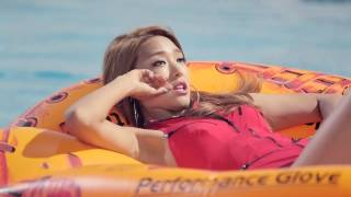 getlinkyoutube.com-Making Film 씨스타SISTAR   Touch my body