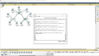 Cisco RnS - Lab 3.1.2.7 - Investigating a VLAN Implementation