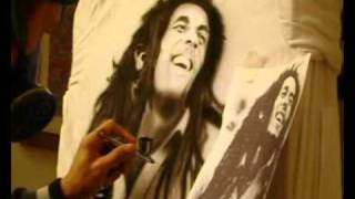 getlinkyoutube.com-airbrush bob marley