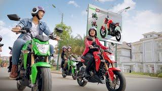 getlinkyoutube.com-TVC: Kawasaki Z125 By Rasmey Hang Meas