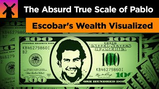 getlinkyoutube.com-The Absurd True Scale of Pablo Escobar's Wealth Visualized