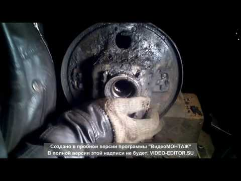 Ремонт колёсного редуктора ЛуАЗ.